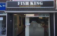 Sutton Coldfield Fish And Chip Takeaway